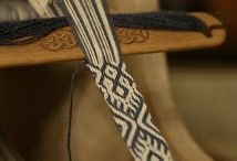 Tablet Weaving / Tablet Weaving