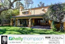 Real Estate for Sale in Granada Hills, CA / Homes for sale in Granada Hills, California proudly offered by Holly Thompson with RE/MAX of Valencia. Check back often for updated listings for sale. For more information please visit: http://www.scvholly.com/