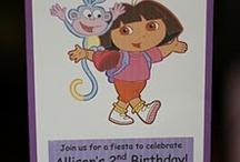Dora Party!
