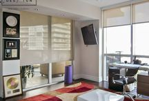Office Window Treatment Ideas / Create the perfect atmosphere for your home office, corporate office, and/or mobile office
