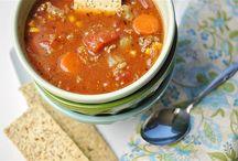 Soup / by Kimberly Johnson