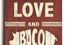 Bacon! Bacon! Baconnnnn!!!!!