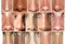 nose references