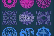 한국전통 무늬