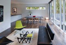 casas cubo y minimalistas / by Veronica Viccino