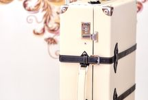 Luxury suitcase made by diManolo