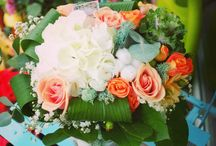 JustCflowers / My work at JustC flowers&more flower shop