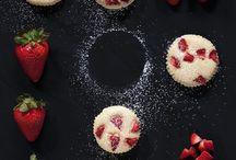 Allerlei aus Erdbeeren