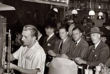 vintage bar photos