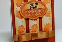Fall & Thanksgiving Ideas / by Inspired by Stamping