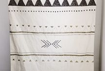 Motivos en pintura textil