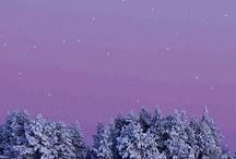 Phone Wallpapers / Winter