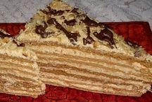 Medovník (dorty)