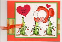 Cards - My 2 Cute Ink Cards