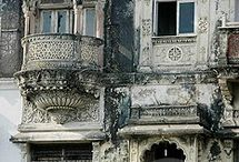 Mansions and abandoned mansions