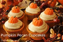 Thanksgiving cupcake ideas
