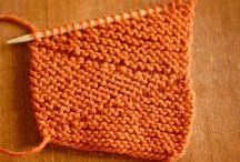 Atkı / knit crochet scarf cowl