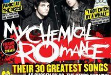 Rock magazines