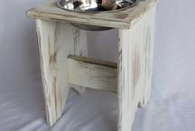 Raised Pet Bowls and Elevated Dog Bowl Stands / Handmade wooden elevated pet feeders, dog bowl stands and pet accessories for your cats and dogs. Healthier feeding for your cats and dogs with this range of handmade wooden elevated pet feeders and dog bowl stands.