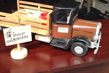 Modelbouw hout / Wood work / houtbewerking en zo
