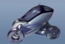 Mario Ricci / Veicoli con guida in carrozzina
