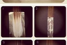 Beauty hair nails ect