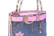 Çanta modelleri / Kumaş, deri, çanta, dikiş.