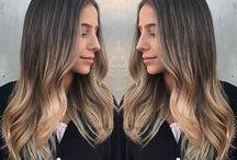 hair inspo - blond caramel