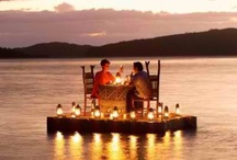 Hot Spots for Honeymoons and Vacations / Great places around the world for honeymoons and travel.