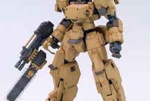 Best of Frame Arms By Kotobukiya / Thousand of possibility of kits bashing, superb details and posing of the design!
