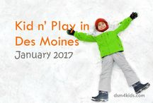 dsm4kids.com Blog Posts 2017 / dsm4kids.com is an online resource for Des Moines area families that focuses on places to go and things to do in Des Moines, IA, offering a large database of family destinations, a jam-packed calendar of events, and a blog that offers information on kids' camps, classes, kids' parties, childcare, youth sports, businesses that cater to kids and more.