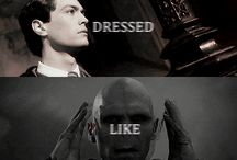 Tom Marvolo Riddle ❤