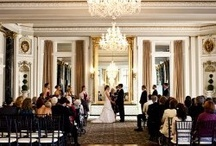 Truffles Catering at the Belevedere / This is a beautiful setting! The owners and staff are eager to help you make your wedding a dream come true.  http://trufflescatering.com/