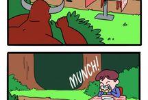 Mini-comics.