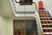 Architectural: Staircase