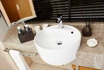 Bathroom Inspiration / If you're looking to remodel your bathroom look no further than Cosmos Granite & Marble. We have an amazing selection of natural stone to help you finish your project.
