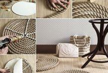 DIY dywany
