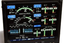 Twin Engine Mgmt Systems / The EDM is certified as a primary flight instrument.  With the 960 on board, you can remove many of your old engine gauges, and open up valuable space in your panel.
