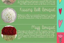 types of flower bouquet