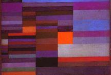 Painting. Paul Klee.