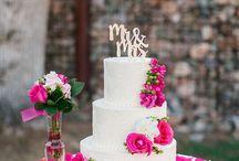 Wedding flowers for Harriet