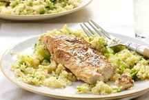 couscous and broccoli chicken