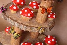 Идеи сладкого стола