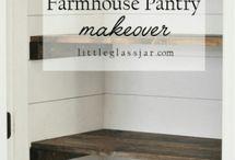 Farmhouse Pantry
