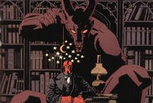 Hellboy Inspo
