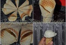 dondurma külah tarifi