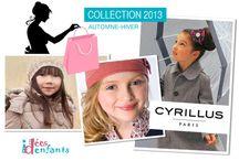 Vêtements enfants fille / Chaque marque de vêtements à son propre style ! Définissez celui qui conviendra le mieux à votre enfant en fonction de vos goûts et de vos envies.