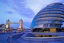 London / by Jennifer Howze