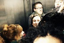 Ups'n'downs / Aufzug fahren
