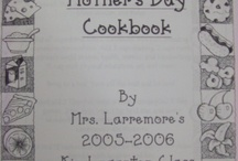 mothers day recipe book